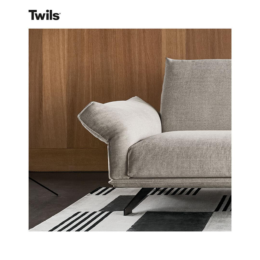 Divani Twils Lounge Benedetti Arredamenti